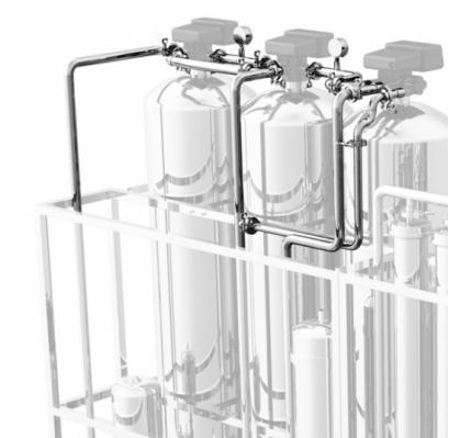 LOSRO-Y/-H/-R过滤系统部件介绍